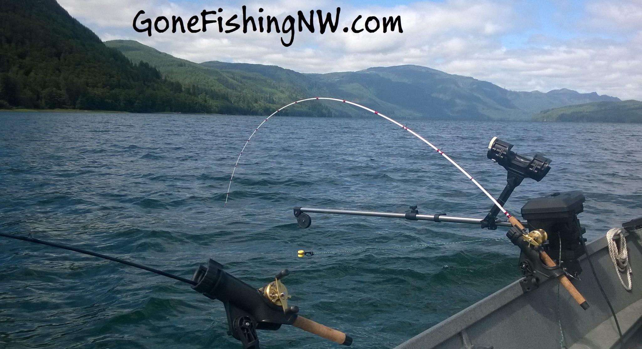 How To Fish For Kokanee – Gone Fishing Northwest