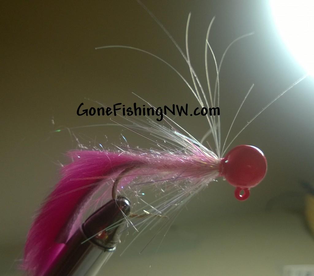 Alternate Pink Salmon Jig 1