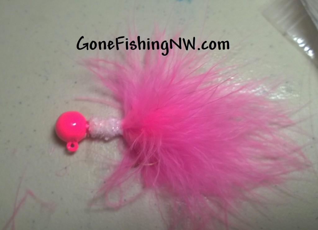 Alternate Pink Salmon Jig 2