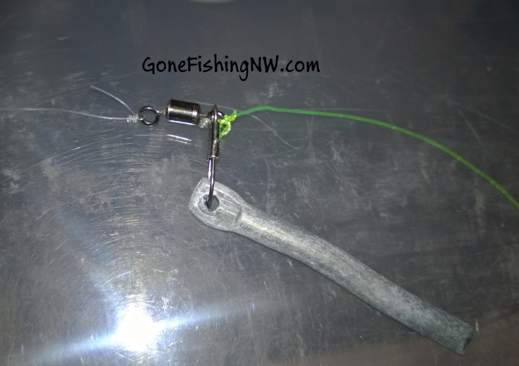Dick Nite Drift Fishing Rig - Step 3