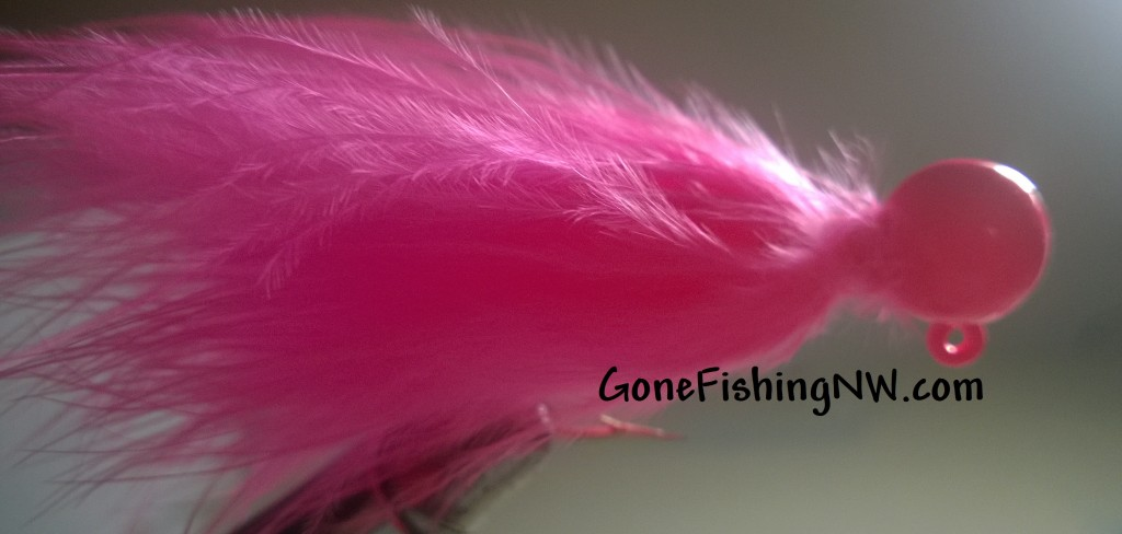 Pink Salmon Jig Tying - Part 12