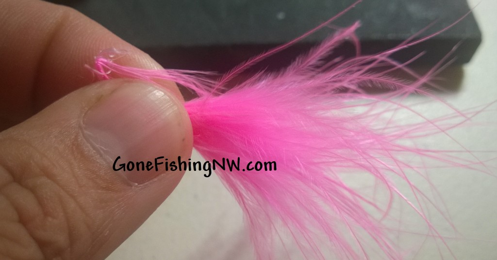 Pink Salmon Jig Tying - Part 3