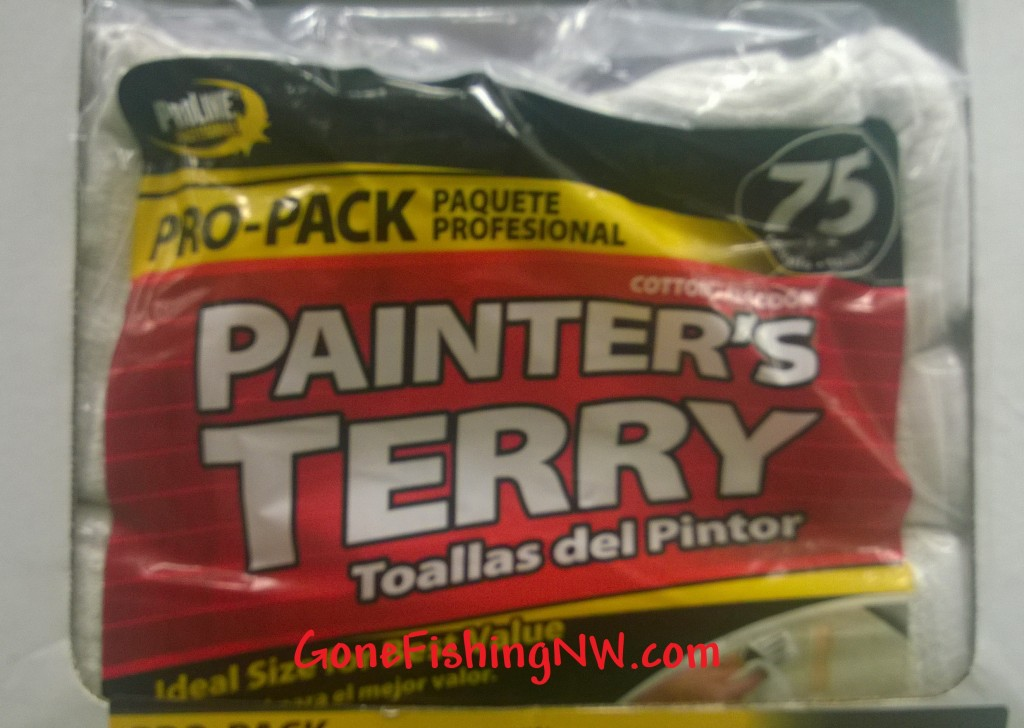 Cheap Fishing Towels