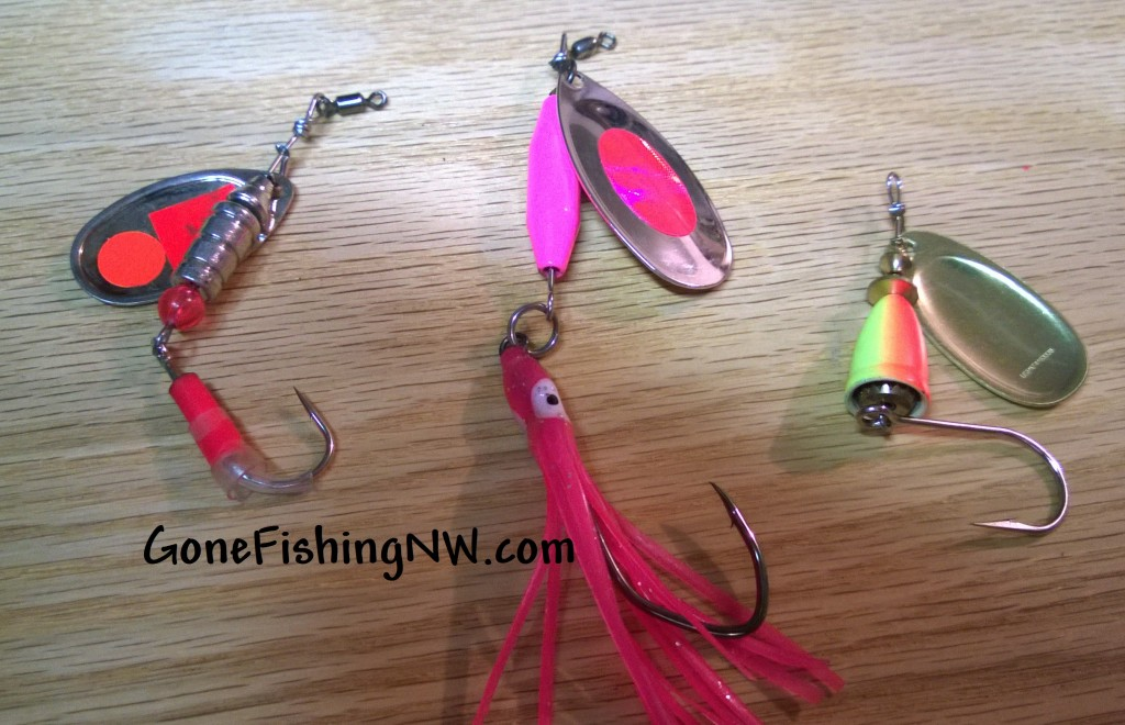 Coho Spinners