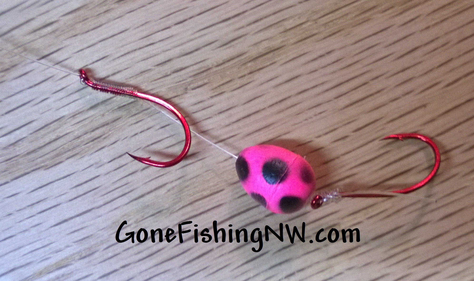 Making the Corkie and Bait Rig – Gone Fishing Northwest