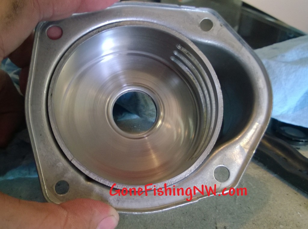 Replacing Outboatd Jet Water Pump - Part 7