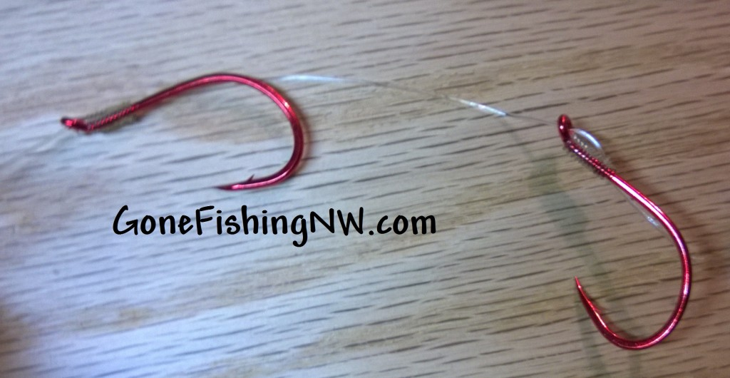 Rigging Coho Jig - Part 1
