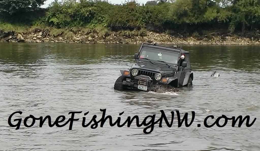 Snohomish Stuck Jeep