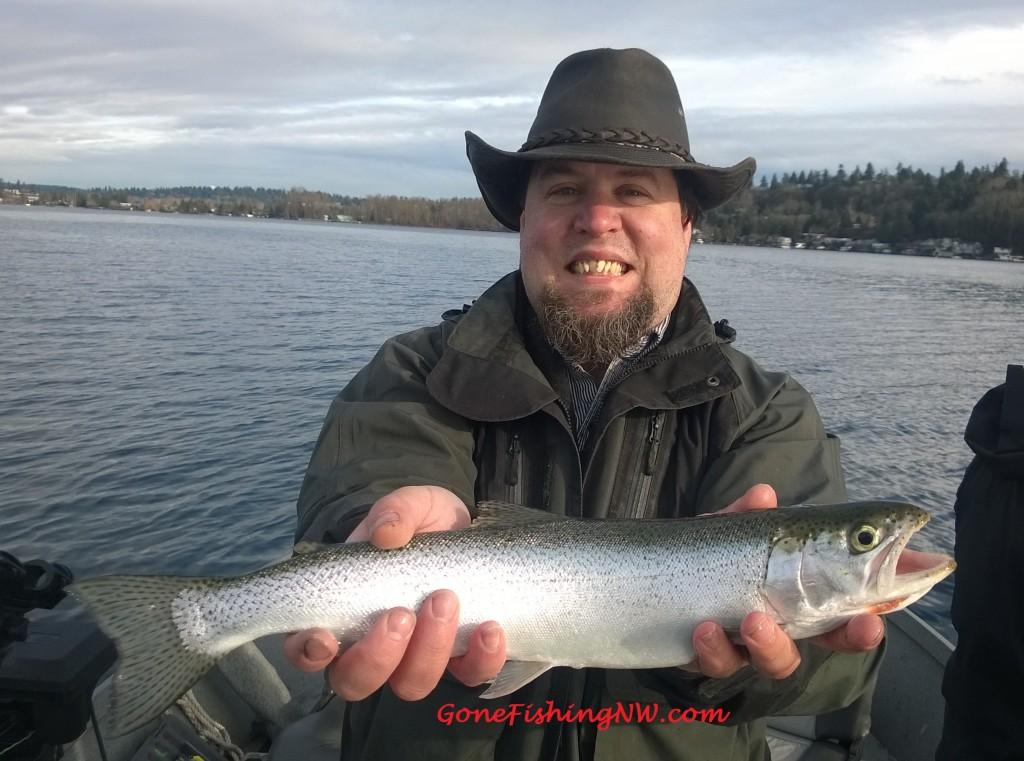 Nice Lake Washington Cutthroat