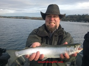 Nice Lake Washington Cutthroat
