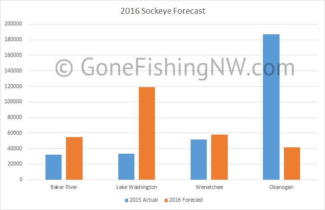 2016 Sockeye Forecast